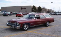 1990 Buick Estate Wagon #4
