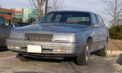 1990 Chrysler New Yorker #8