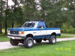 1990 Ford F-150 #6