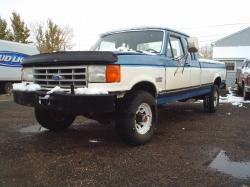 1990 Ford F-250 #5