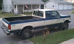 1990 Ford F-250 #9