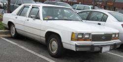 1990 Ford LTD Crown Victoria