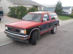 1990 GMC S-15 Jimmy #12