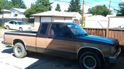 1990 GMC S-15 Jimmy #7