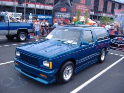 1990 GMC S-15 Jimmy #5