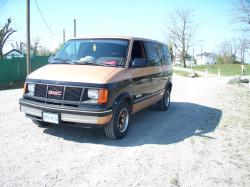 1990 GMC Safari #5