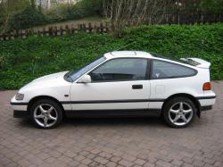 1990 Honda Civic CRX