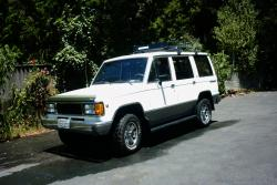 1990 Isuzu Trooper #7