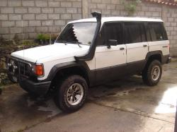 1990 Isuzu Trooper #10