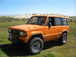 1990 Isuzu Trooper #8