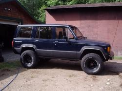 1990 Isuzu Trooper #13