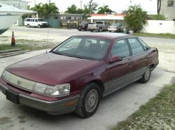 1990 Mercury Sable