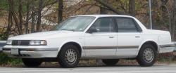 1990 Oldsmobile Cutlass Ciera #7
