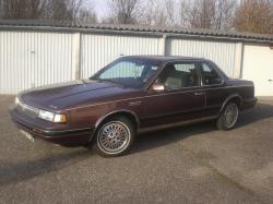 1990 Oldsmobile Cutlass Ciera