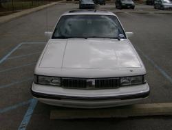 1990 Oldsmobile Cutlass Ciera #8