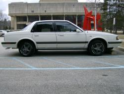 1990 Oldsmobile Cutlass Ciera #9
