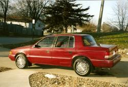 1990 Plymouth Acclaim #4