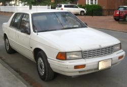 1990 Plymouth Acclaim #3