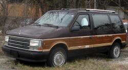 1990 Plymouth Voyager #2