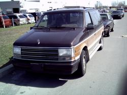 1990 Plymouth Voyager #11