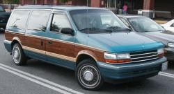 1990 Plymouth Voyager #6