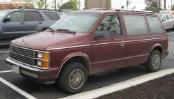 1990 Plymouth Voyager #7