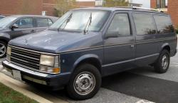 1990 Plymouth Voyager #10