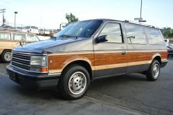 1990 Plymouth Voyager #9
