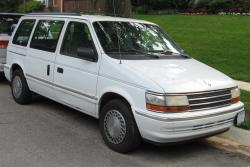 1990 Plymouth Voyager #3