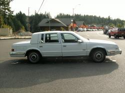 1991 Chrysler Imperial #3