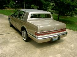 1991 Chrysler Imperial #8