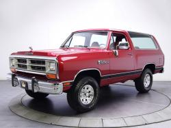 1991 Dodge Ramcharger #10