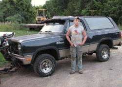 1991 Dodge Ramcharger #2
