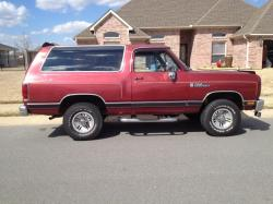 1991 Dodge Ramcharger #11