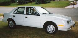 1991 Dodge Shadow #10