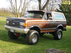 1991 Ford Bronco #11
