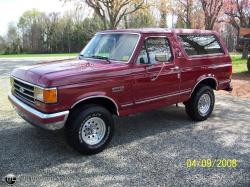 1991 Ford Bronco #2