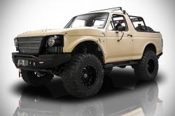 1991 Ford Bronco #7