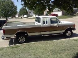 1991 Ford F-250 #5