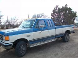 1991 Ford F-250 #7
