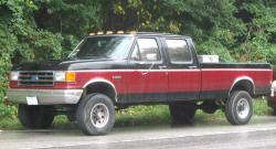 1991 Ford F-350 #8
