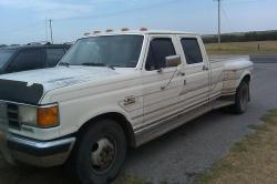 1991 Ford F-350 #10