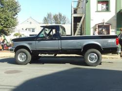 1991 Ford F-350 #4