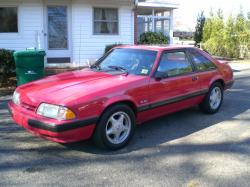 1991 Ford Mustang #4