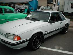 1991 Ford Mustang #8