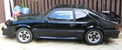 1991 Ford Mustang #7