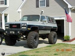 1991 GMC Jimmy #7