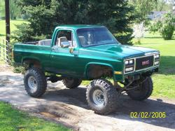 1991 GMC Jimmy #5