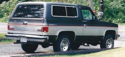 1991 GMC Jimmy #8