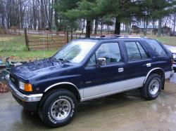 1991 Isuzu Rodeo #6